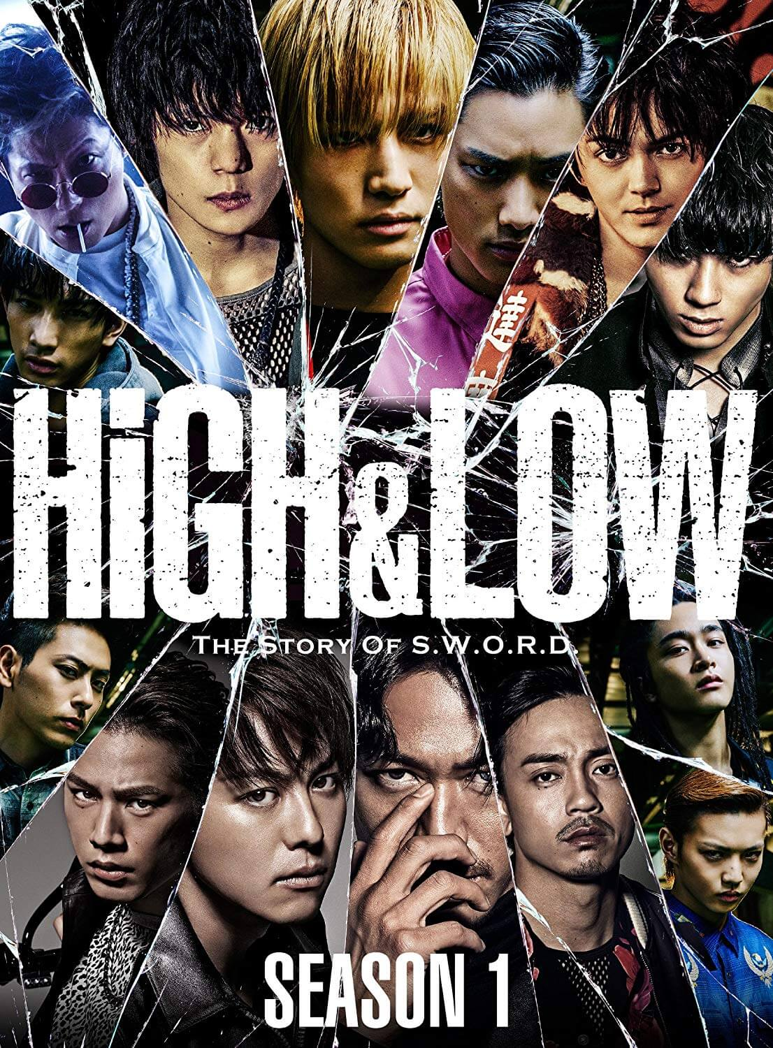 HiGH &LOW 〜THE STORY OF S.W.O.R.D.~Season1