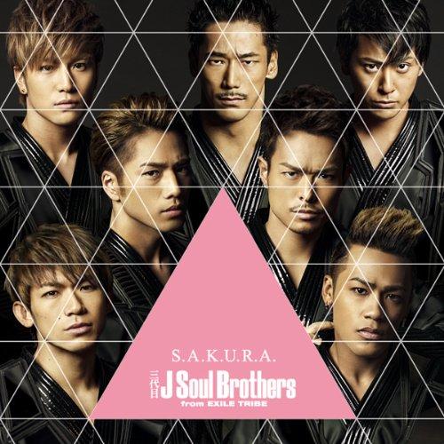 三代目J Soul Brothers from EXILE TRIBE/S.A.K.U.R.A.