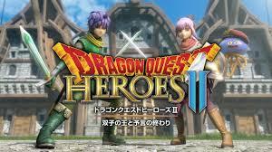 PS4「ドラゴンクエストヒーローズⅡ 双子の王と予言の終わり」オープニングムービー